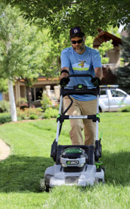Lawn care in Greeley