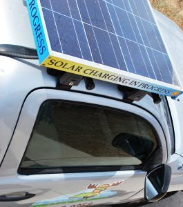 Windsor lawn care - electric, solar powered